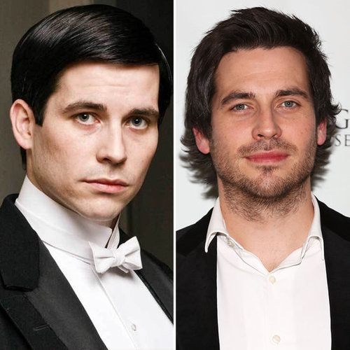 Downton Abbey Hot Actors Pictures