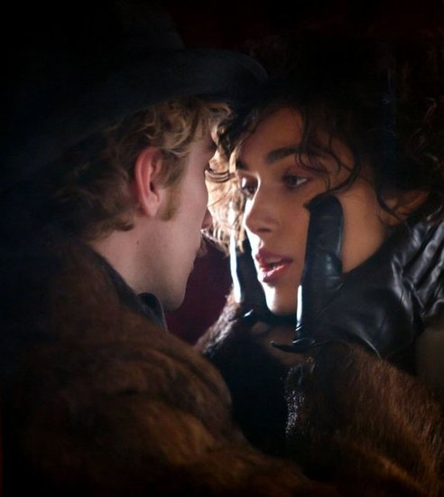 Count Vronsky and Anna, Anna Karenina