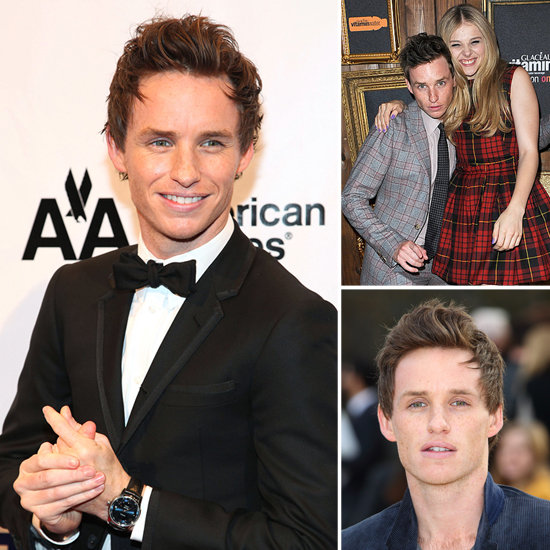 Birthday Boy Eddie Redmayne Might Just Be Your Next Favorite Heartthrob