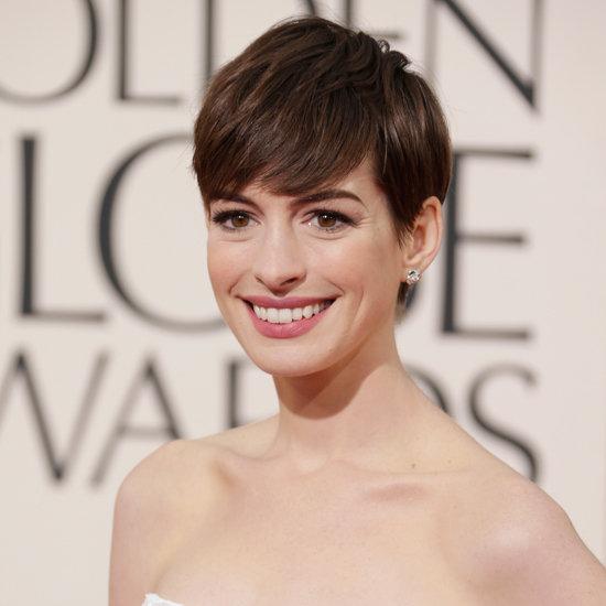 Golden Globes Makeup 2013