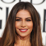Sofia Vergara | Golden Globes Hair 2013