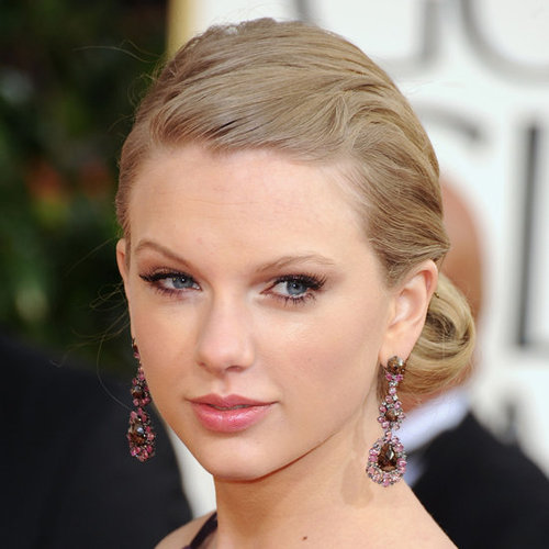 Taylor Swift | Golden Globes Hair 2013
