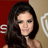 Selena Gomez | Golden Globes Makeup 2013
