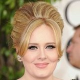 Adele | Golden Globes Hair 2013