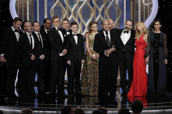The Cast of Homeland