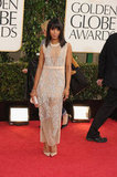 Kerry Washington Dazzles in Miu Miu at the Golden Globes