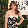 Tina Fey at the Golden Globes 2013 (Pictures)