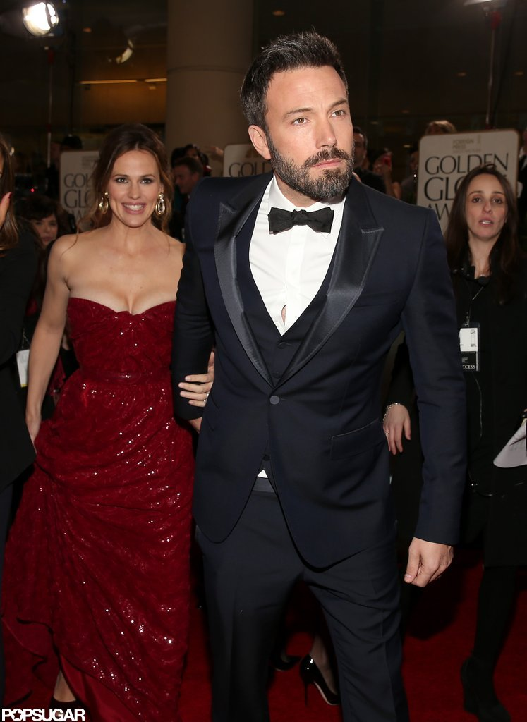 Ben Affleck and Jennifer Garner were the power couple of the night at the 2013 Golden Globes.