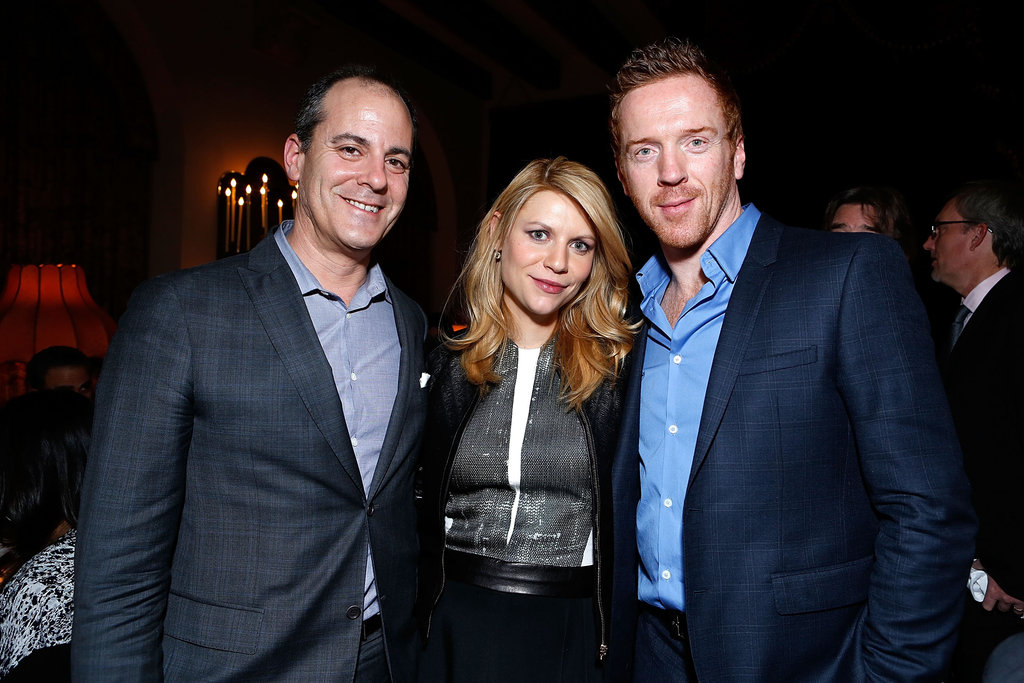 Showtime Celebrates Homeland and More at Claire's First Postbaby Event