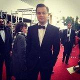 Leonardo DiCaprio looked incredibly dapper on the Golden Globes red carpet. Source: Instagram user goldenglobes