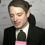 Elijah Wood Shares Hobbit Excitement (Video)
