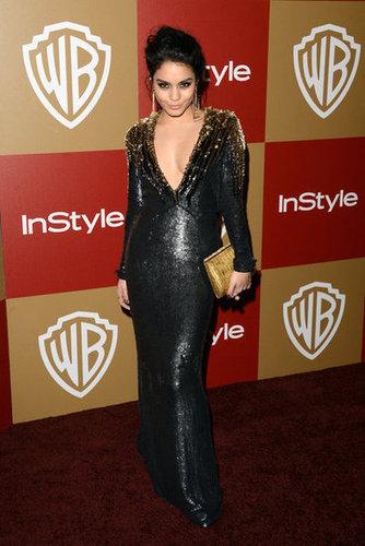 Vanessa Hudgens struck a pose.