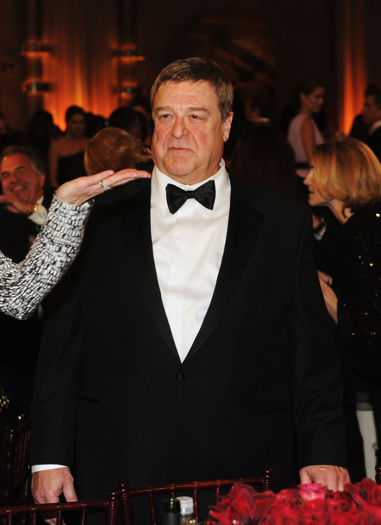 John Goodman at the 2013 Golden Globe Award show.