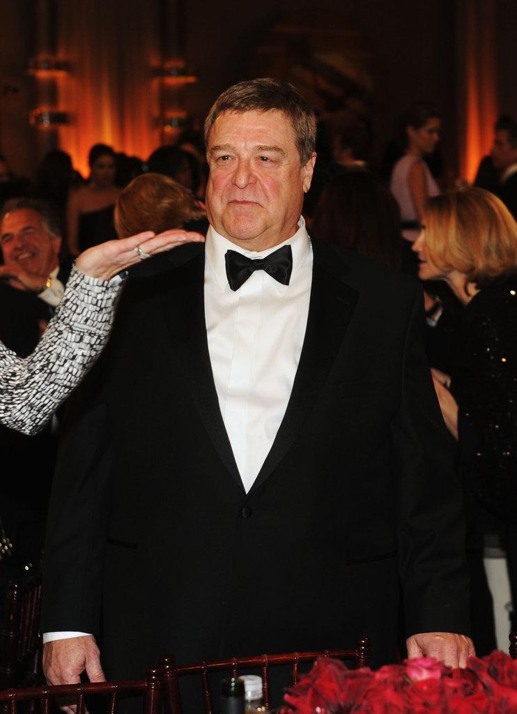 John Goodman at the 2013 Golden Globe Award show.