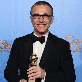 Golden Globe Winner Christoph Waltz Quotes
