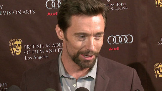 "Hugh Jackman Says He Was ""Way Too Boring"" as Oscars Host"