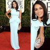 Rosario Dawson | Golden Globes Red Carpet Fashion 2013