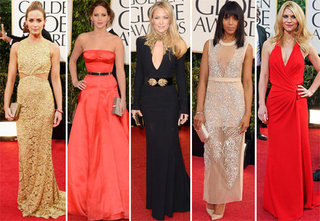 Golden Globes Best Dressed 2013
