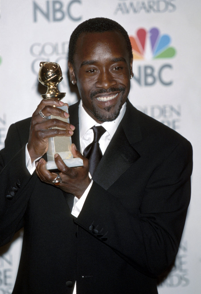 Then: Don Cheadle