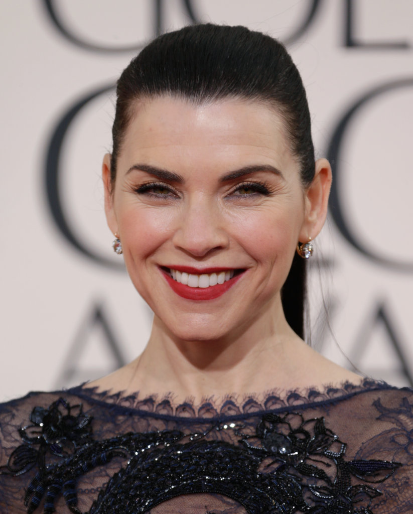 Now: Julianna Margulies