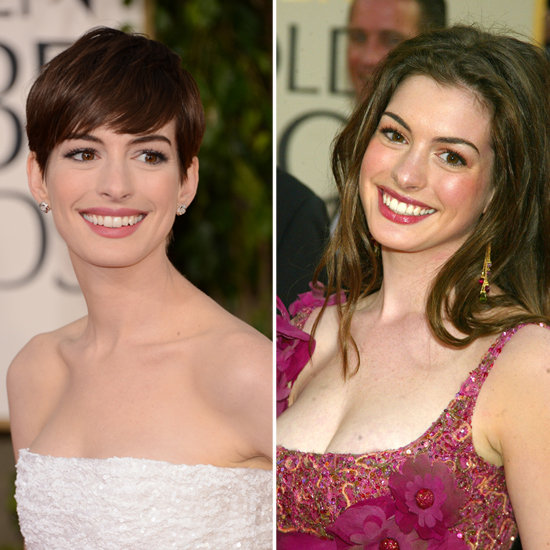 Now and Then: Stars at the Golden Globes