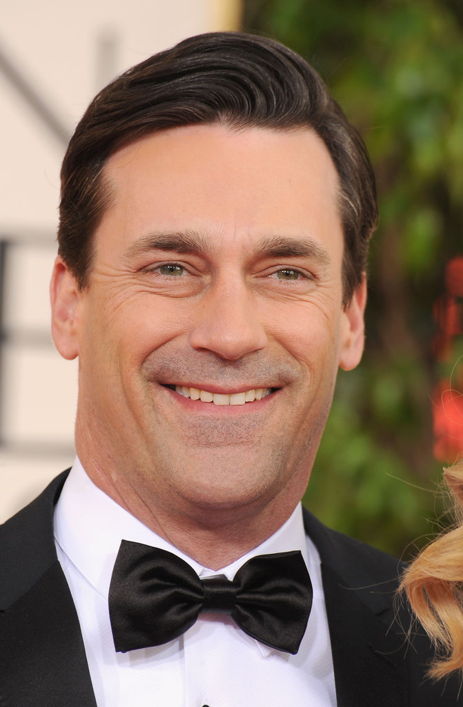 Now: Jon Hamm