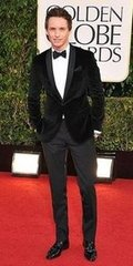 Eddie Redmayne(2013 Golden Globes Awards)