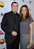 John Travolta & Kelly Preston