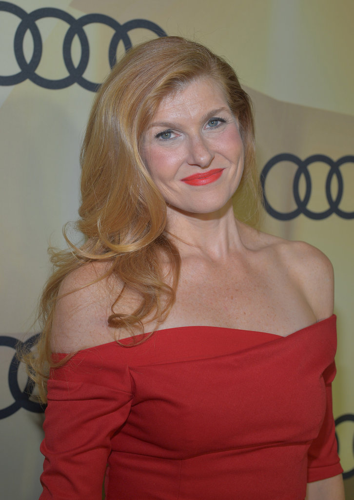 Connie Britton smiled in LA.