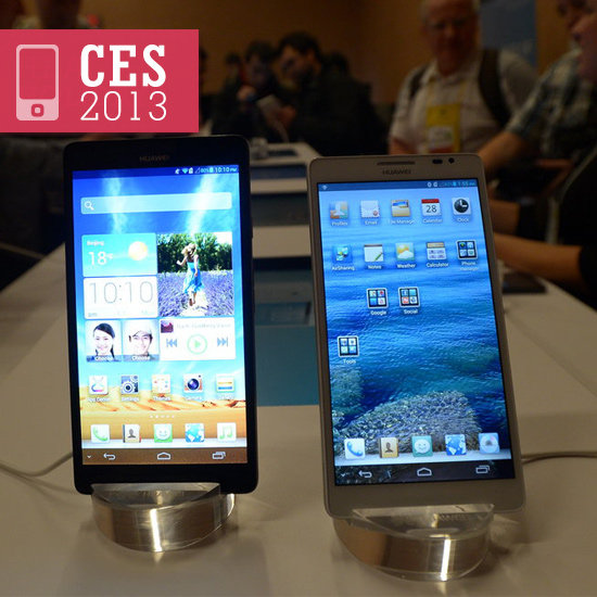 The Huawei Ascend Mate: Another Phablet Enters the Ring