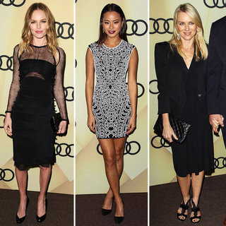 Kate Bosworth at Golden Globes Audi Party 2013 (Pictures)