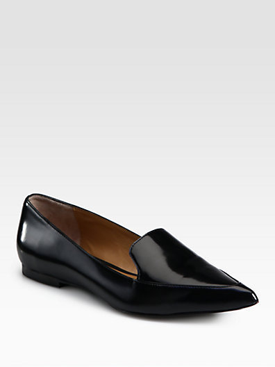3.1 Phillip Lim's Page Patent-Leather Loafers ($375) are pretty much the picture of classic elegance.