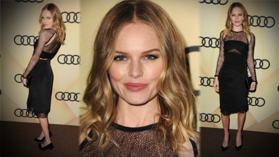 Kate Bosworth Proves That a Great LBD Is All About the Details