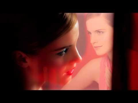 Emma Watson in new Lancôme In Love spring 2013 makeup photo shoot