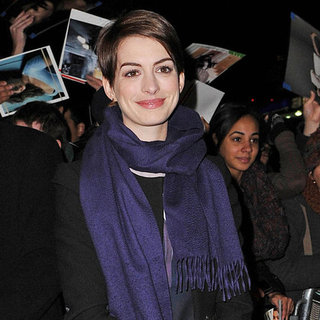 Anne Hathaway at The Daily Show | Pictures