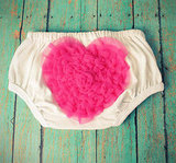 The Hair Bow Company Heart Bloomers