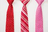 Little Gentleman Valentine's Day Tie