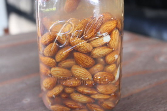 Soak Almonds