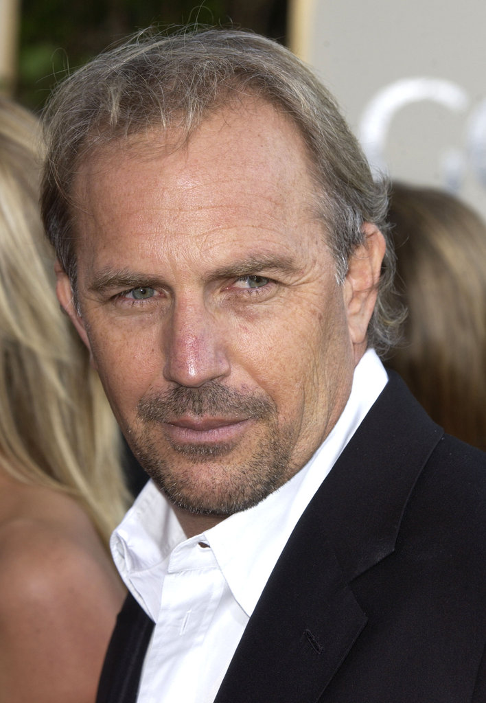 Then: Kevin Costner
