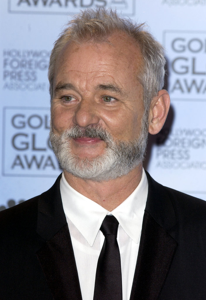 Then: Bill Murray