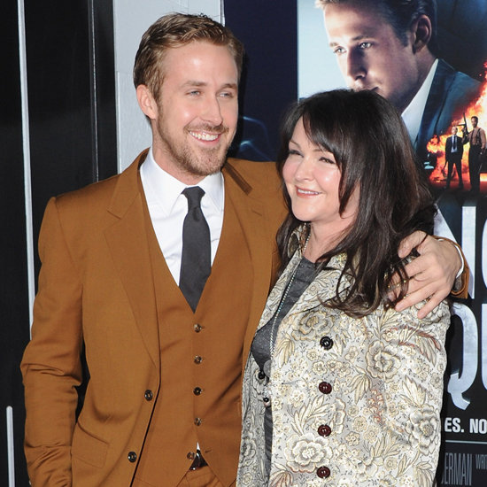 Ryan Gosling Kicks Off 2013 With Mom by His Side