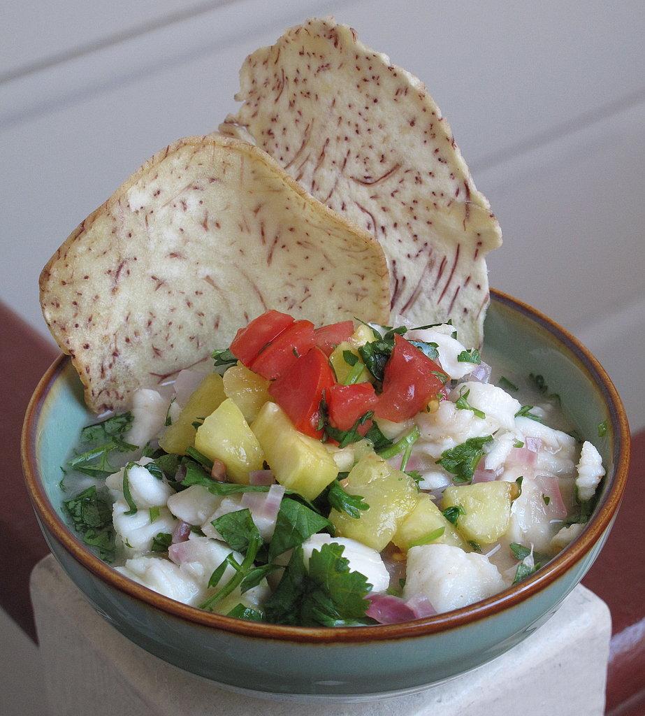 Hawaiian Ceviche