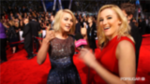 Video: Julianne Hough on Her PCAs Dress and Upcoming Valentine's Romance