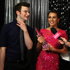 Lea Michele and Chris Colfer People&#039;s Choice Awards Video
