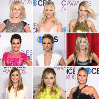 People's Choice Awards Red-Carpet Celebrity Pictures 2013