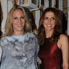 Zara Phillips and Kate Waterhouse at Magic Millions Party