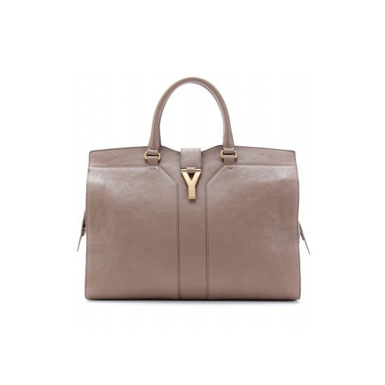 To invest in classic pieces, namely a designer handbag that will last years and be versatile enough to go with everything. — Laura, country manager shopstyle.com.au Bag, approx $1,962, Yves Saint Laurent at My Theresa