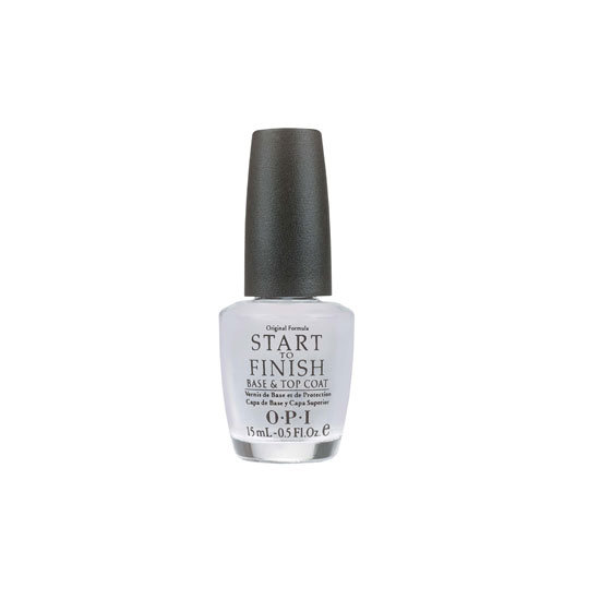 OPI Start to Finish Base and Top Coat, $22.50