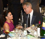 Eva Longoria and George Clooney