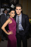 Eva Longoria and Paul Wesley